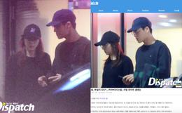 Ngày Cá tháng Tư tưởng đùa nhưng hóa thật, Dispatch từng tung 1 cặp đôi idol Kpop chấn động cả châu Á!