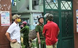 Thi thể học sinh lớp 6 tử nạn do cây phượng đổ trúng ở TP.HCM được người thân đưa về nhà