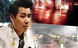 Nhà hàng MC Nguyên Khang bất ngờ cháy rụi khi vừa mở lại sau dịch: Thiệt hại 100%, phải nén buồn để giải quyết mọi chuyện