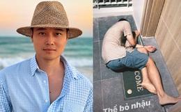 """Quang Vinh say xỉn đến bất tỉnh trước cửa khách sạn, hình tượng """"Hoàng tử sơn ca"""" nay còn đâu"""