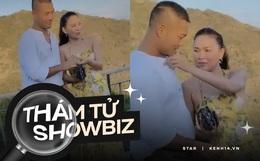 Rộ nghi vấn chồng cũ Quỳnh Nga đang bí mật hẹn hò với Quỳnh Thư, bằng chứng do chính Ngọc Trinh để lộ?