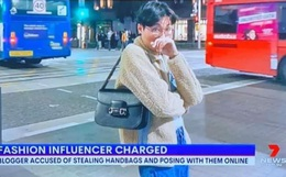 """Fashion influencer Việt bị bắt tại Úc vì trộm số hàng hiệu hơn 800 triệu VNĐ, hóa ra là người từng bị """"bóc phốt"""" ầm ĩ 3 năm trước"""