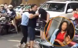 Góc quay toàn cảnh vụ đánh ghen trên phố Lý Nam Đế: Chân dung người vợ và khoảnh khắc lái xe Lexus rời đi