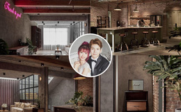 """Khởi My - Kelvin Khánh """"demo"""" penthouse khủng 300m2 như cafe sang chảnh, Cris Phan xin làm... người ở luôn không nói nhiều"""