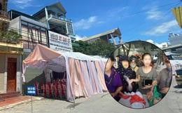 """Thương cảm với nhà hàng bị """"bom"""" 150 mâm cỗ cưới, người dân Điện Biên ùn ùn kéo đến mua ủng hộ"""