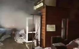 Khách sạn ngập nước sôi vì vỡ đường nước nóng, 5 người chết thảm