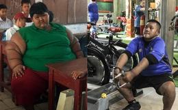 """""""Cậu bé nặng nhất thế giới"""" với gần 200kg sau 4 năm phẫu thuật thu nhỏ dạ dày giờ """"lột xác"""" không ai nhận ra"""