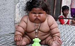 """""""Bé gái béo nhất thế giới"""" 8 tháng tuổi đã nặng gần 20kg, từng khiến truyền thông thế giới phải ngỡ ngàng 3 năm trước giờ ra sao?"""