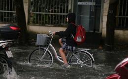 Khánh Hoà cho học sinh nghỉ học vì mưa lũ