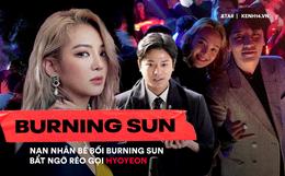 Sốc: Nạn nhân vụ bê bối Burning Sun bất ngờ réo gọi Hyoyeon (SNSD), yêu cầu nữ idol nói ra sự thật, tiết lộ cả loạt sao liên quan