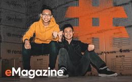 Jesse Khánh Trần và Sơn Chu: Bước ra thế giới với những đôi giày làm từ bã cafe và chai nhựa