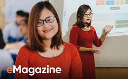 """Cô giáo Việt Nam đầu tiên vào Top 10 giáo viên toàn cầu: """"Thành phố hay nông thôn không phải rào cản, sự ngừng học của giáo viên mới chính là tụt hậu"""""""