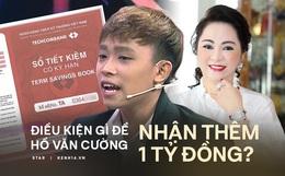 """CEO Đại Nam """"ra kèo"""" cho thêm 1 tỷ nếu quản lý cố ca sĩ Phi Nhung chứng minh được 1 điều với Hồ Văn Cường?"""