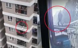 """Thông tin mới nhất về tình hình sức khoẻ cháu bé ngã từ tầng 12 được """"người hùng"""" giải cứu"""