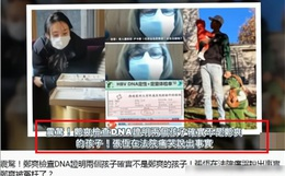 SỐC: 2 đứa trẻ không phải con của Trịnh Sảng theo kết quả xét nghiệm ADN, Trương Hằng giở thủ đoạn lợi dụng trẻ nhỏ?