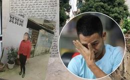 Linh tính kỳ lạ khiến gia đình phát hiện 4 trang nhật ký giấu trong tập hồ sơ bệnh án của chị họ anh Nguyễn Ngọc Mạnh sau khi mất