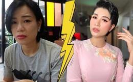"""Vợ Xuân Bắc liên tục đăng đàn """"cà khịa"""" Trang Trần, cựu siêu mẫu đáp trả cực gắt còn tuyên bố sẵn sàng tay đôi"""