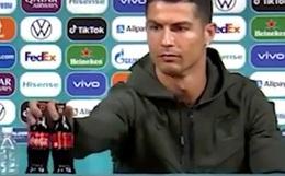 Hành động phũ phàng của Ronaldo khiến nhà tài trợ Euro 2020 bốc hơi 93 nghìn tỷ đồng