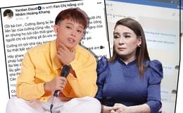 """NÓNG: """"Cậu IT"""" kêu cứu cho Hồ Văn Cường và tố Phi Nhung kèm tin nhắn gây sốc, tuyên bố đây là status cuối cùng vì gia đình bị doạ giết"""