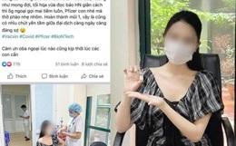 """Giám đốc BV Hữu Nghị lên tiếng vụ Hoa khôi báo chí """"nhờ ông ngoại"""" nên được tiêm vaccine: """"P.A. có thể đã quá phấn chấn nên khoe khoang, gây phản cảm"""""""