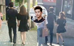 HOT: Lần đầu tiên có idol đình đám Kpop công khai nắm tay bạn gái, tình tứ hẹn hò ngay giữa phố phường