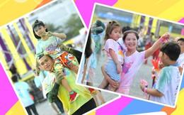 Color Me Run 2019: Chuyến tàu đi tuổi thơ ngập sắc màu cho mọi lứa tuổi
