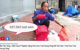 """Clip của bà Tân Vlog """"chật vật"""" sau những phản ứng trái chiều: công chiếu 2 ngày mà views lẹt đẹt, bị """"ném đá"""" đến mức phải xoá video"""