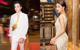 Tránh xuất hiện chung tại sự kiện, Gil Lê và Hoàng Thùy Linh vẫn bị soi đeo nhẫn đôi sau hàng loạt nghi vấn hẹn hò