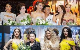 2 khoảnh khắc kết show gây chú ý: Phạm Hương bị nghi chắn Hương Giang, Hoàng Yến kéo H'Hen Niê lên vị trí đẹp!