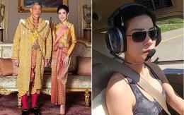 """""""Bất trung với vua, chống lại Hoàng hậu"""", Hoàng quý phi Thái Lan bị phế truất chỉ sau 3 tháng được sắc phong"""
