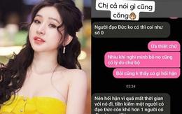 Vợ cũ bất ngờ đăng đàn mỉa mai, chia sẻ đầy ẩn ý sau khi Hồ Quang Hiếu dính lùm xùm hiếp dâm