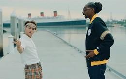 Tạp chí Hip-Hop lớn nhất thế giới thừa nhận chính nhờ Sơn Tùng mà Snoop Dogg có thêm danh tiếng tại Châu Á!