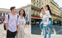 4 cặp vợ chồng du lịch nhiều nhất showbiz Việt: Ông Cao Thắng từng nắm tay Đông Nhi chu du khắp nơi trước khi chính thức ngỏ lời cầu hôn!