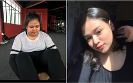 """Giảm 35kg trong vòng 6 tháng, cô gái khiến bạn trai cũ phải """"quỳ gối"""" níu kéo xin quay lại"""