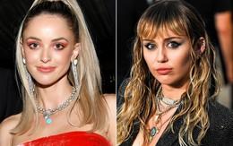 """Không thể tin nổi, Miley Cyrus bị bắt gặp """"làm chuyện ấy"""" cùng bạn gái tin đồn ngay trong bar?"""