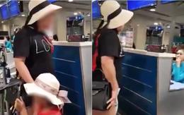 """Xôn xao clip nữ hành khách chửi bới, xúc phạm nhân viên Vietnam Airlines: """"Một ngày tôi phải chạy 5 triệu Facebook cho con này ế chồng"""""""