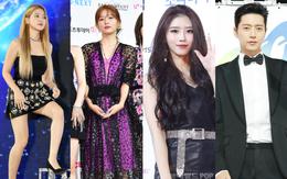 """Siêu thảm xanh ngày 2: Red Velvet gây sốc với váy thảm họa, tài tử """"Vì sao đưa anh tới"""" dẫn đầu dàn diễn viên đọ sắc idol"""