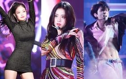 """Khi sao Hàn lên top trend toàn cầu: Jisoo (BLACKPINK) chứng tỏ đẳng cấp, em út BTS khiến fan """"mất máu"""" vì quá sexy"""