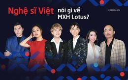 Kỳ Duyên, Jack và K-ICM cùng dàn sao, hot teen nghĩ gì về MXH Lotus: Tự hào, người Việt dùng hàng Việt, quá tò mò về token