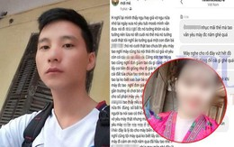 Hé lộ những tin nhắn đe dọa, chửi bới thậm tệ của nghi phạm sát hại 2 nữ sinh rồi tự tử