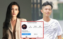 """Soi ra bằng chứng hẹn hò hiếm hoi của Sĩ Thanh và Huỳnh Phương, còn khéo tạo """"bình phong"""" là em trai mưa!"""