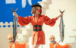 Giải mã loạt biểu tượng trong MV mới của Bảo Anh: Chú ngựa, những con cá, quả cam, dao sau lưng... bạn có bỏ sót ẩn ý nào không?