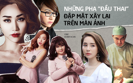 """Việt Anh phẫu thuật đẹp hơn Soobin đã là gì, những pha đập đi xây lại trên phim còn """"dữ dằn"""" hơn"""