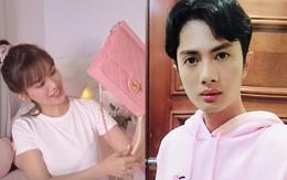 """Hết điện thoại, Sĩ Thanh tung hẳn clip """"đập hộp"""" hàng loạt quà siêu khủng được Huỳnh Phương tặng"""