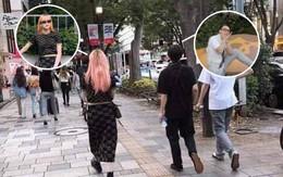 Sơn Tùng M-TP và Thiều Bảo Trâm lộ ảnh xuất hiện cùng nhau trên đường phố Nhật, đã đi thật xa rồi vẫn còn giữ khoảng cách?