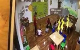 Clip: Cô giáo mầm non cơ sở Maple Bear Westlake Point dọa nạt, nhốt trẻ trong tủ quần áo 50 giây vì không nghe lời
