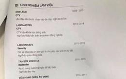 Cười nắc nẻ với chiếc CV thật thà nhất quả đất, thế này các nhà tuyển dụng còn biết hỏi gì nữa?
