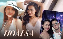 Khiến Trọng Hiếu công khai tỏ tình trên truyền hình, Hoa hậu chuyển giới đầu tiên của Việt Nam Hoài Sa có gì đặc biệt?