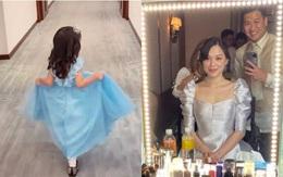 """Đám cưới của thành viên """"gia đình triệu đô"""": Hà Tăng khoe công chúa lớn phổng phao, Phillip Nguyễn và Linh Rin sánh đôi"""