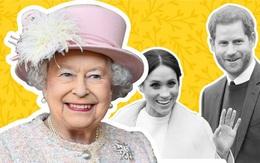 """Không còn là """"Hoàng tử và Công nương"""": Meghan và Harry chính thức từ bỏ tước vị trong thông báo mới nhất nhưng sẽ mãi là """"cháu trai cưng"""" của Nữ hoàng"""